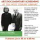 Art Documentary Screening