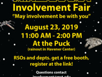 MinerRama Involvement Fair