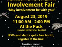 MinerRama Involvement Fair