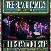 The Slack Family Bluegrass Band