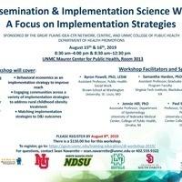 2019 Dissemination & Implementation Science Workshop