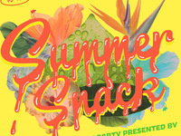 Summer Snack: A Day Party