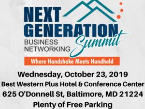 Next-Generation Business Networking Summit