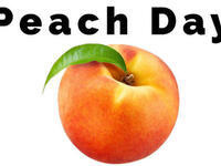 Peach Day at The Shoppes