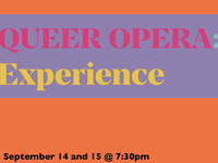 Queer Opera: Experience