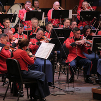 """""""The President's Own"""" United States Marine Band presents the Marine Chamber Orchestra"""