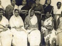 In search of the Missing Mothers: The women members of the Constituent Assembly of India, by Achyut Chetan