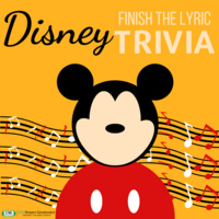 Disney Finish the Lyric Trivia