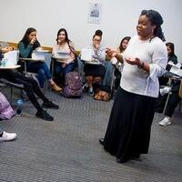 Center for Social Justice Education Week: Georgetown program in Education Open House + Lunch