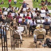 Kenyon's Symphonic Wind Ensemble Family Weekend Concert