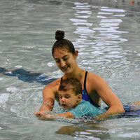 Learn to Swim Session 8 Begins