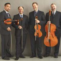 The Chancellor's Concert Series featuring the Alexander String Quartet
