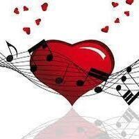 Valentine's day concert logo