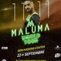 Maluma 11:11 World Tour