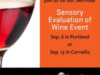 Sensory Evaluation of Wine