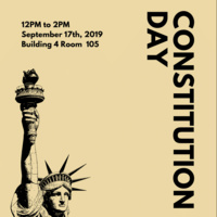 Constitution Day - Town Hall