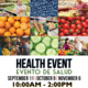 Health Event for Grocery Store Owners/Evento de Salud para Bodegueros