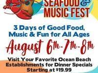 Ocean Beach Seafood & Music Fest