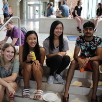 Biological Sciences Majors Welcome Picnic