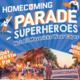 Homecoming Parade and Pep Rally @ Spaniolo Drive