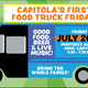 Capitola's First Food Truck Friday