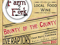 Bounty of the County: Farm 2 Fork 2019