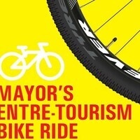 Mayor's Entre-Tourism Bike Ride