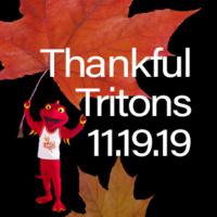 Thankful Tritons