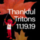 Thankful Tritons