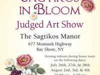 Sagtikos In Bloom Juried Art Show
