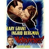 Movie - Alfred Hitchcock's Notorious