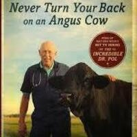 Hopewell Book Group - Never Turn Your Back on an Angus Cow