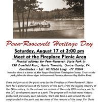 Penn-Roosevelt Heritage Day