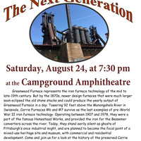 Carrie Furnaces: The Next Generation