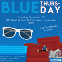 Blue Thursday - Loop