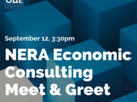 NERA Economic Consulting Meet & Greet