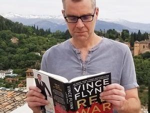 An Evening with Kyle Mills:  A Mitch Rapp – Vince Flynn Series Novel