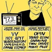 WRIR 97.3 FM and The Commonwealth of Notions Presents: Volume Nine - NIGHT #1