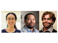 CAM Colloquium: Short Research Presentations by Assistant Professors Christina Lee Yu (ORIE), Jamol Pender (ORIE), and Dmitry Savransky (MAE)