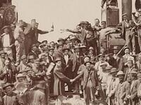 Science Pub Portland: Transcontinental Railroad