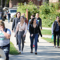 Welcome Weekend Find your Classes & Campus Resources Tour