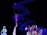 CES presents Cirque Mei - Elite Circus Artists and Acrobats from the Heibei Province, China