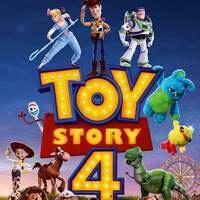 Film: Toy Story 4 (G)