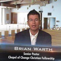 Chapel with Pastor Brian Warth