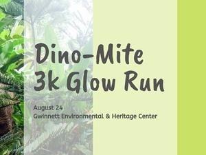 Dino-Mite 3k Glow Run
