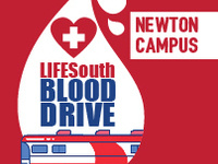 Newton Campus Lifesouth Blood Drive
