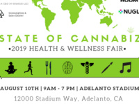 State of Cannabiz - Health & Wellness Fair 2019