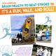 Brain Health to Beat Stroke 5K Walk, Run or Roll