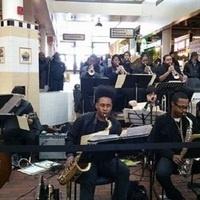 Dunbar Alumni with Maestro Charles Funn
