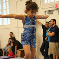 Youth Gymnastics Session 2
